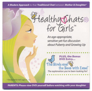 healthy chats for girls dvd - Healthy Chats for Tweens and Moms