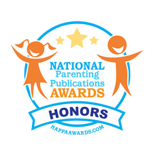 national parenting publication honors award - Healthy Chats for Tweens and Moms