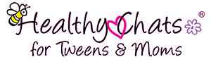 logo - Healthy Chats for Tweens and Moms