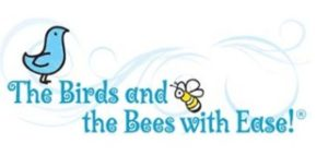 Birds and Bees Logo - Healthy Chats for Tweens and Moms